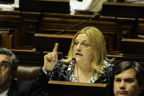 Graciela Bianchi. Foto: Archivo El País