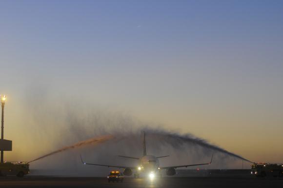 En tierra. El 75% de los aviones de pasajeros quedaron en tierra a causa del COVID-19, según la IATA. (Foto: Archivo El País)