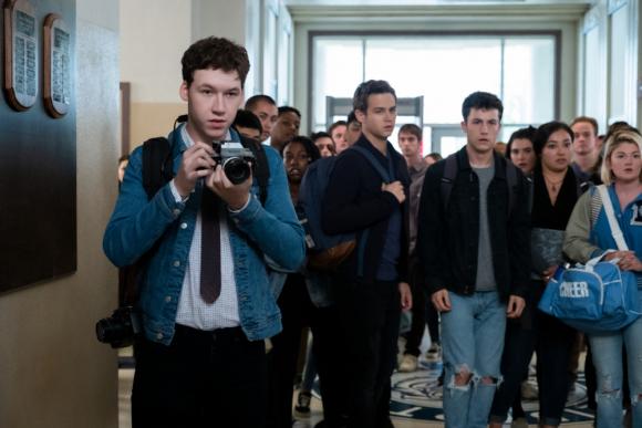 "Imagen de la temporada 4 de ""13 Reasons Why"". Foto: Netflix"