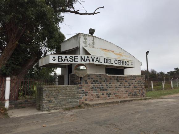 Base Naval del Cerro. Foto: El País