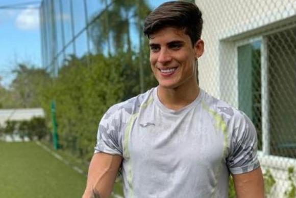Tiago Ramos, novio de la madre de Neymar