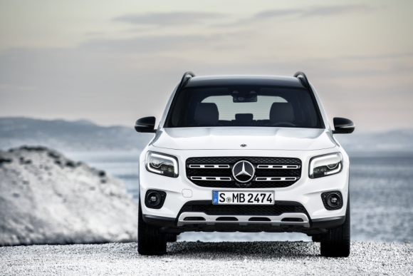 SUV GLB Mercedes-Benz