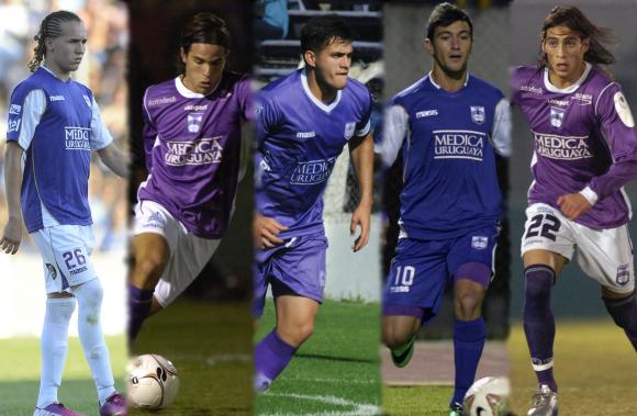 """Laxalt, """"Tata"""" González, Gómez, De Arrascaeta y Cáceres debutaron con Tabárez."""