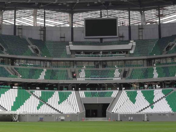 Catar terminó el estadio Ciudad de la Educación
