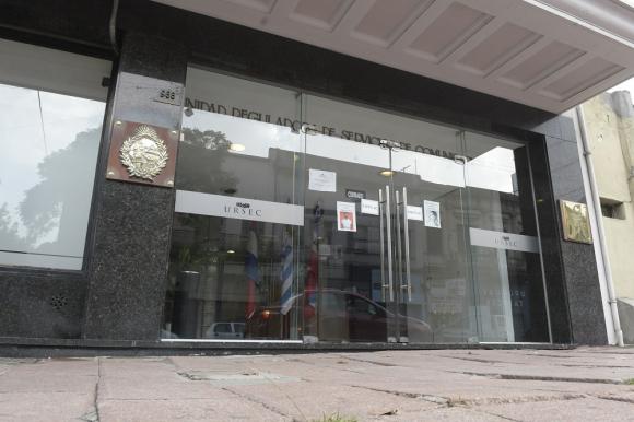 Fachada de la sede central de la Ursec. Foto: Darwin Borrelli