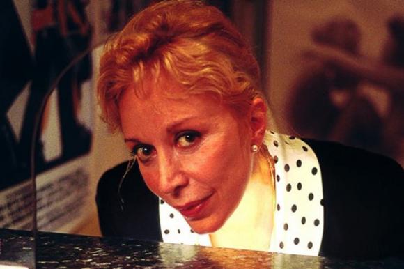 Rosa María Sardà falleció a los 78 años. Foto: La Nación / GDA.