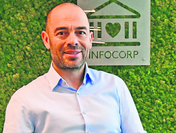 Gabriel Colla, fundador de Infocorp