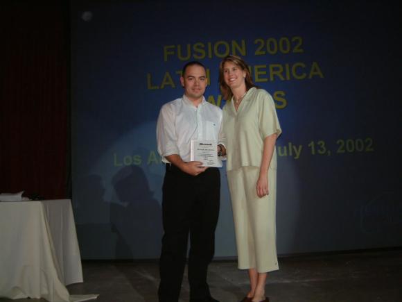 Premio Microsoft Gabriel Colla