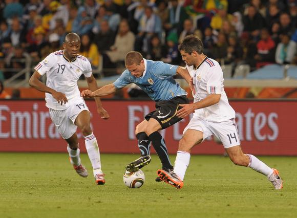 Uruguay Francia 2010