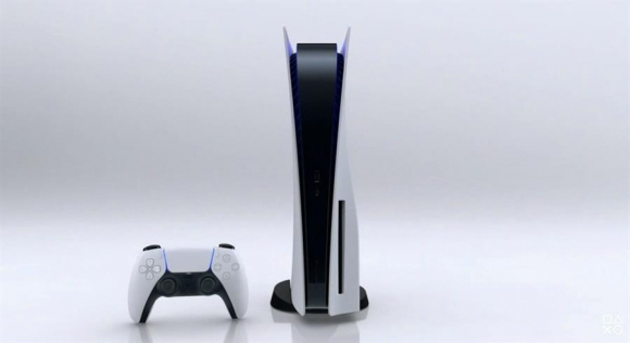 Nueva consola PS5 de Sony. Foto: EFE.