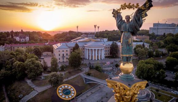 Un viaje por Ucrania