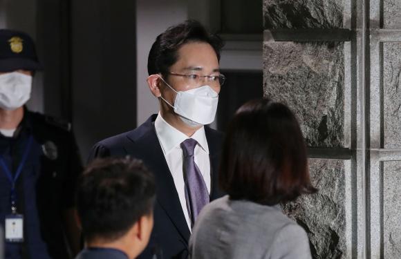 Lee Jae-yong. El empresario ha pedido disculpas por los escándalos en los que involucró a la compañía.