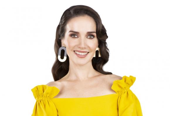 """Natalia Oreiro será la conductora de """"Got Talent Uruguay"""" que se estrena pronto en Canal 10. Foto: Difusión"""