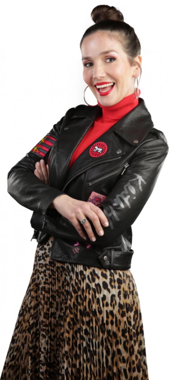 Natalia Oreiro. Foto: Difusión