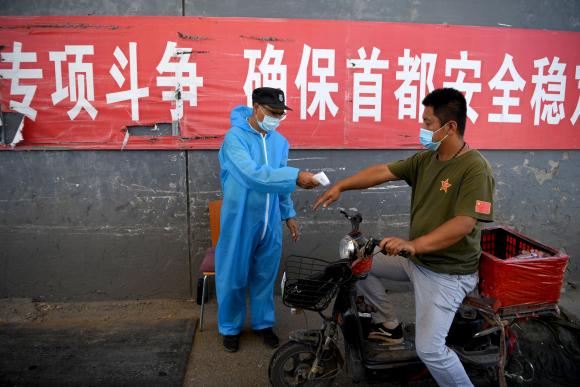 Pekín extrema medidas por rebrote de COVID-19 en el principal ...