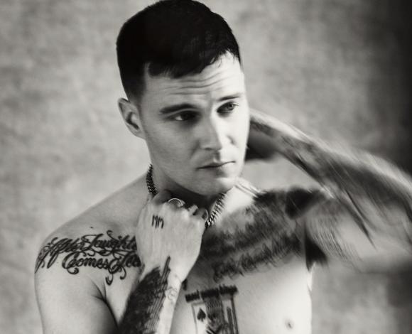 Mathew Filliams. Foto: Instagram @Givenchy