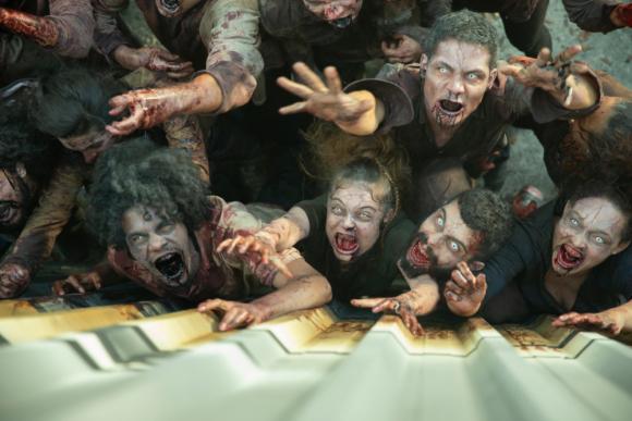 """Reality Z"", la serie brasileña de Netflix. Foto: Netflix"