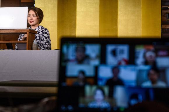 geishas AFP