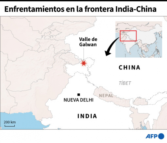 Claves para entender el enfrentamiento entre India y China - 17/06 ...