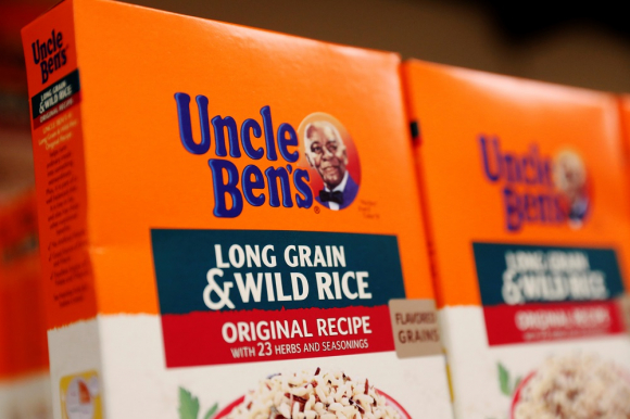 Los productos de Uncle Ben's pertencen a Mars Inc. Foto: Reuters.