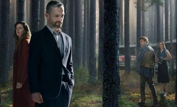 """Bosque adentro"", la serie polaca de Netflix. Foto: Netflix"