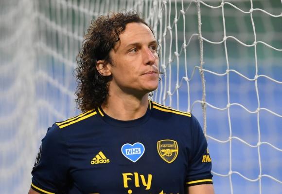 David Luiz no tiene el futuro asegurado en el Arsenal
