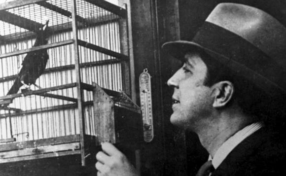 Carlos Gardel. Foto: Archivo Caruso.