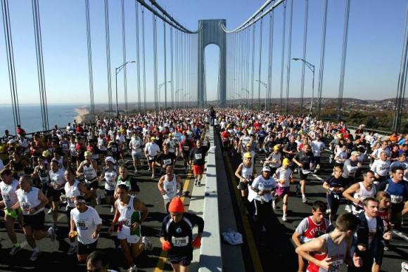 El maratón de Nueva York fue cancelado