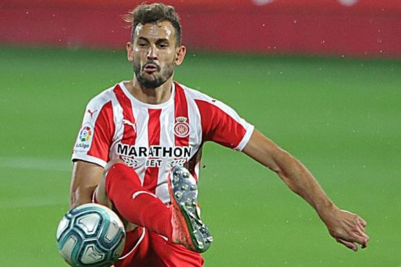 Cristhian Stuani vuelve a anotar en la Segunda división de España