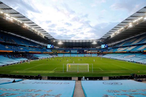 Ettihad Stadium - Manchester City