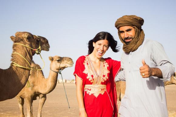 La visita a algunos países supone un fuerte choque cultural.