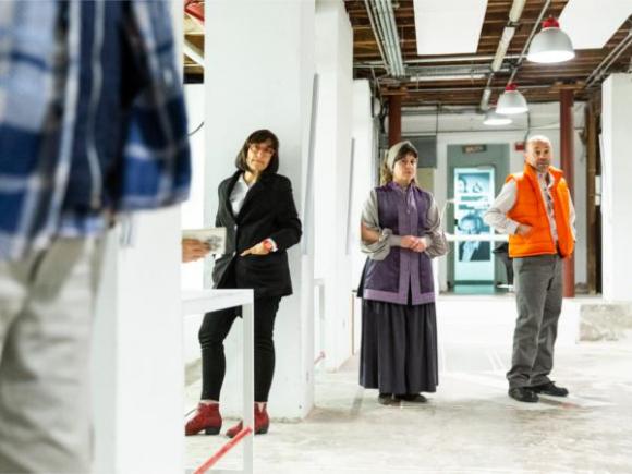 Un drama escandinavo, de Vika Fleitas por la Comedia Nacional