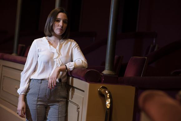 Josefina Trías, dramaturga y actriz de Terrorismo emocional