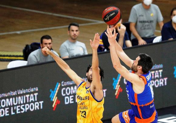 Valencia vs. Gran Canaria