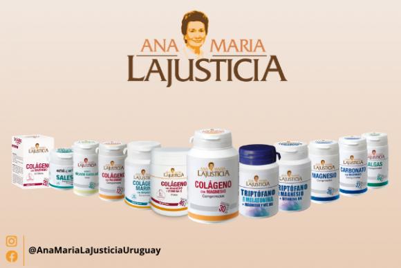 Productos Ana María Lajusticia