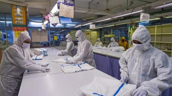 Bangladesh, fábrica textil