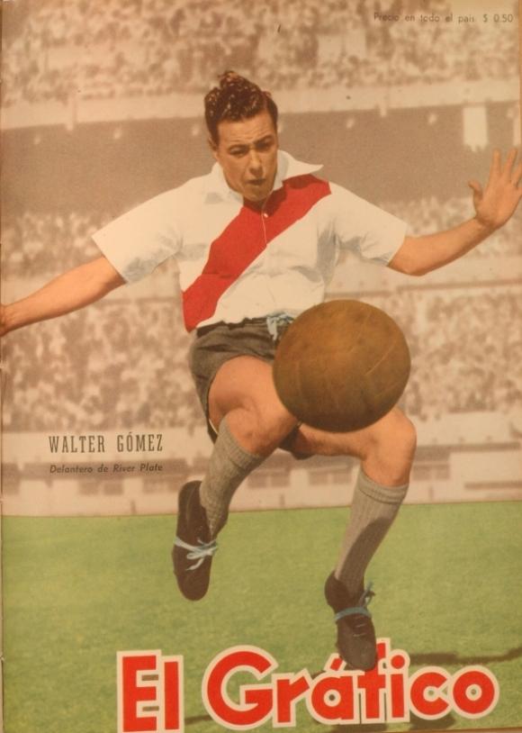Walter Gómez