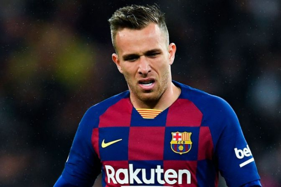 Arthur será de la Juventus