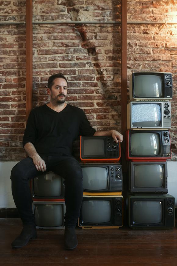 Fernando Foglino. Foto: Tali Kimelman