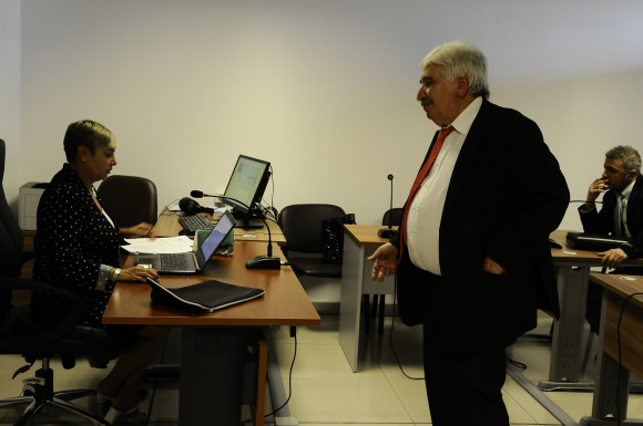 Fiscal Juan Gómez. Foto: Darwin Borrelli