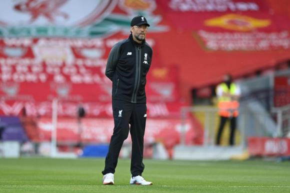 Jürgen Klopp, entrenador del Liverpool