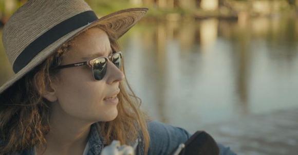 """Florencia Nuñez en """"Porque todas las quiero cantar"""". Foto: captura de YouTube"""