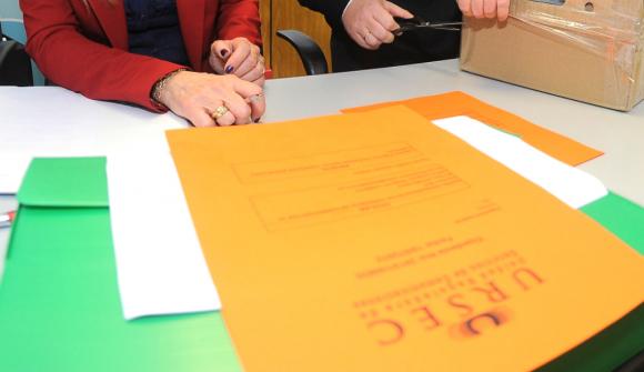 Se tramitan dos causas, una por la destrucción de documentos y otra por filtraciones de parte de funcionarios de Fiscalía al acusado. Foto: Archivo El País