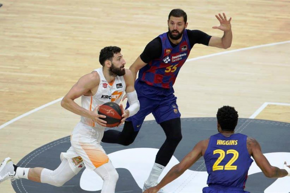 Barcelona vs. Baskonia