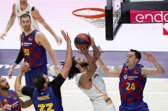 Baskonia vs. Barcelona