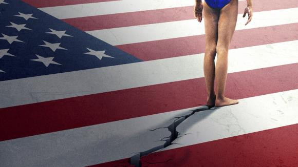 "Poster del documental ""Atleta A"". Foto: Difusión"