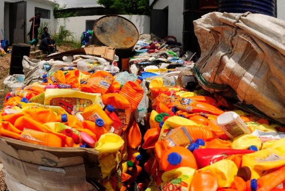5eff9168b46bf - Escuela de Soriano premiada por exitoso proyecto de gestión de residuos