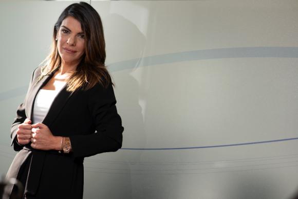 Victoria Rodríguez. Foto: Leonardo Mainé
