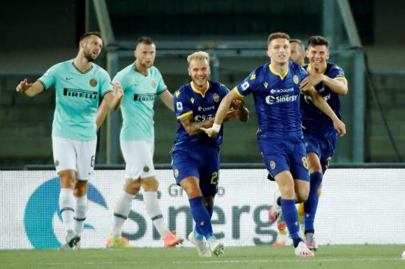 Verona vs. Inter de Milán
