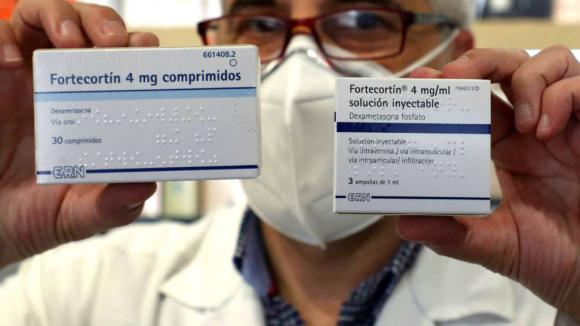 San Pablo, principal centro farmacéutico de la región y epicentro de la pandemia en Brasil. Foto: EFE